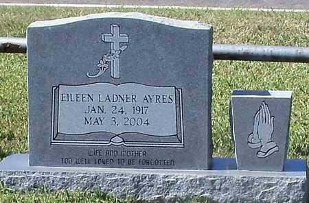 AYRES, EILEEN - Walthall County, Mississippi | EILEEN AYRES - Mississippi Gravestone Photos