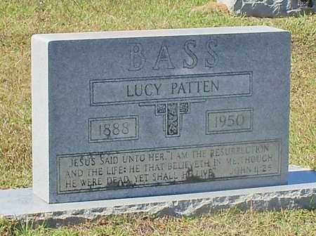 BASS, LUCY - Walthall County, Mississippi | LUCY BASS - Mississippi Gravestone Photos
