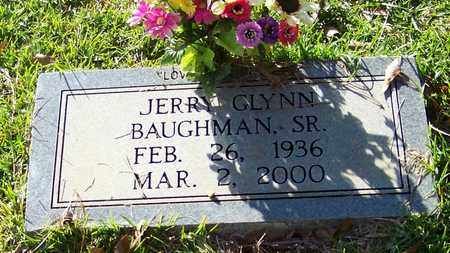 BAUGHMAN SR, JERRY GLYNN - Walthall County, Mississippi   JERRY GLYNN BAUGHMAN SR - Mississippi Gravestone Photos