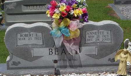 BEARD, ANNETTE V - Walthall County, Mississippi | ANNETTE V BEARD - Mississippi Gravestone Photos