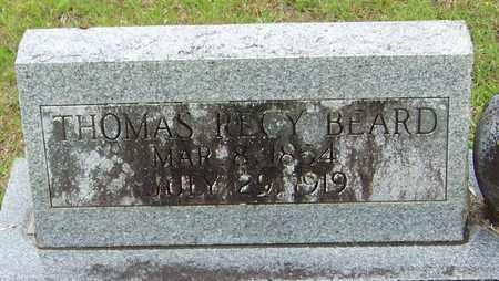 BEARD (CLOSE UP), THOMAS RECY - Walthall County, Mississippi | THOMAS RECY BEARD (CLOSE UP) - Mississippi Gravestone Photos