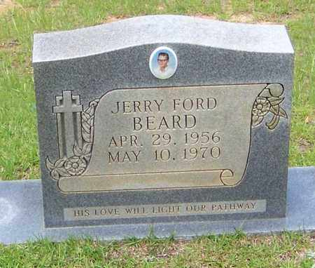 BEARD, JERRY FORD - Walthall County, Mississippi | JERRY FORD BEARD - Mississippi Gravestone Photos