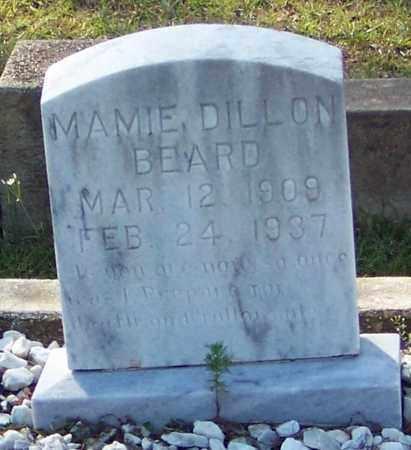 BEARD, MAMIE - Walthall County, Mississippi | MAMIE BEARD - Mississippi Gravestone Photos
