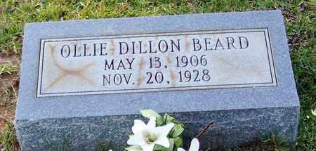 BEARD, OLLIE - Walthall County, Mississippi | OLLIE BEARD - Mississippi Gravestone Photos