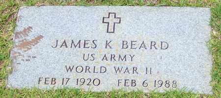 BEARD (VETERAN WWII), JAMES K - Walthall County, Mississippi | JAMES K BEARD (VETERAN WWII) - Mississippi Gravestone Photos