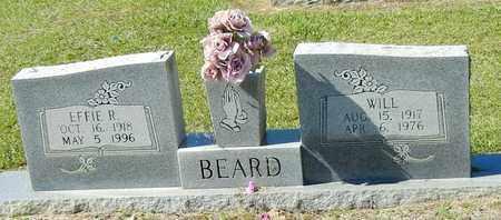 BEARD, WILL - Walthall County, Mississippi   WILL BEARD - Mississippi Gravestone Photos