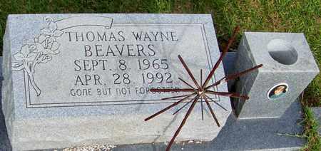 BEAVERS, THOMAS WAYNE - Walthall County, Mississippi   THOMAS WAYNE BEAVERS - Mississippi Gravestone Photos