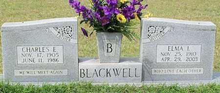 BLACKWELL, CHARLES E - Walthall County, Mississippi | CHARLES E BLACKWELL - Mississippi Gravestone Photos