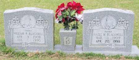 BLACKWELL, WILLIAM R - Walthall County, Mississippi | WILLIAM R BLACKWELL - Mississippi Gravestone Photos