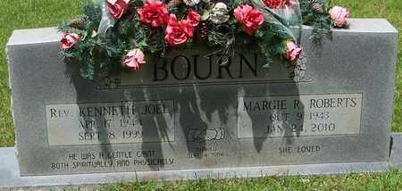 BOURN, KENNETH JOEL REV - Walthall County, Mississippi | KENNETH JOEL REV BOURN - Mississippi Gravestone Photos