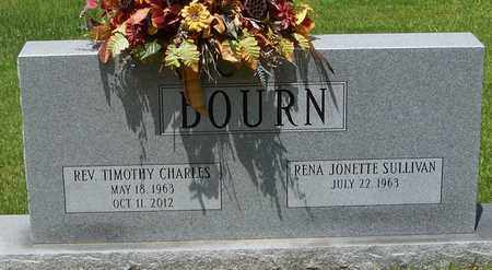 BOURN, TIMOTHY CHARLES REV - Walthall County, Mississippi | TIMOTHY CHARLES REV BOURN - Mississippi Gravestone Photos