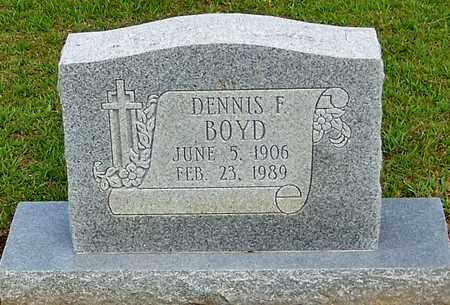 BOYD, DENNIS F - Walthall County, Mississippi | DENNIS F BOYD - Mississippi Gravestone Photos