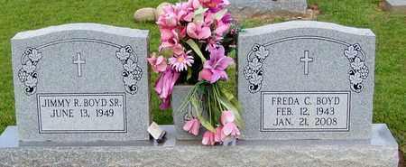 BOYD, FREDA C - Walthall County, Mississippi   FREDA C BOYD - Mississippi Gravestone Photos