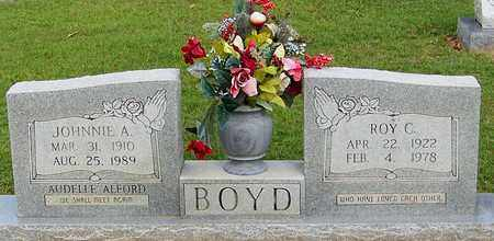 BOYD, JOHNNIE A - Walthall County, Mississippi | JOHNNIE A BOYD - Mississippi Gravestone Photos