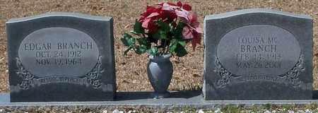 MCKENZIE BRANCH, LOUISA - Walthall County, Mississippi | LOUISA MCKENZIE BRANCH - Mississippi Gravestone Photos