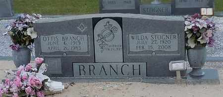 BRANCH, WILDA - Walthall County, Mississippi | WILDA BRANCH - Mississippi Gravestone Photos