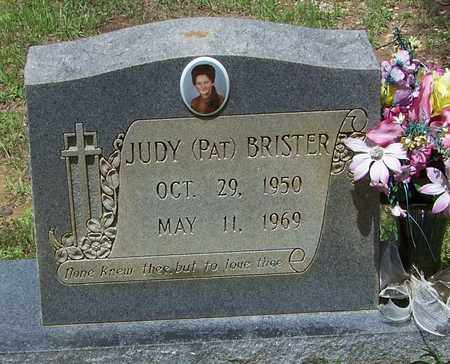 """BRISTER, JUDY """"PAT"""" - Walthall County, Mississippi 