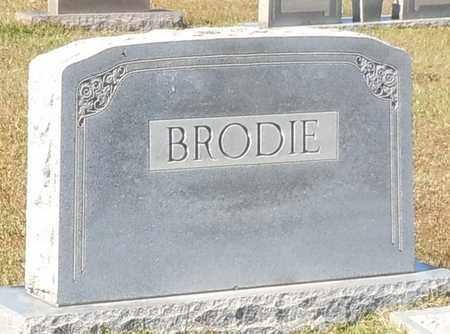 BRODIE (HEADSTONE), LAURA VICKIE M - Walthall County, Mississippi   LAURA VICKIE M BRODIE (HEADSTONE) - Mississippi Gravestone Photos