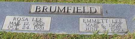 BRUMFIELD, ROSA LEE - Walthall County, Mississippi | ROSA LEE BRUMFIELD - Mississippi Gravestone Photos
