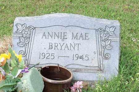 BRYANT, ANNIE MAE - Walthall County, Mississippi | ANNIE MAE BRYANT - Mississippi Gravestone Photos