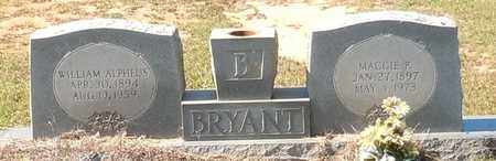 BRYANT, MAGGIE P - Walthall County, Mississippi | MAGGIE P BRYANT - Mississippi Gravestone Photos