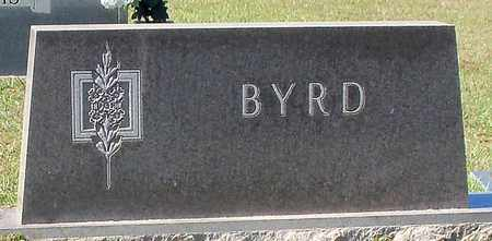 BYRD, FAMILY HEADSTONE - Walthall County, Mississippi | FAMILY HEADSTONE BYRD - Mississippi Gravestone Photos