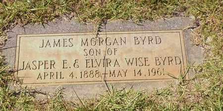 BYRD, JAMES MORGAN - Walthall County, Mississippi | JAMES MORGAN BYRD - Mississippi Gravestone Photos