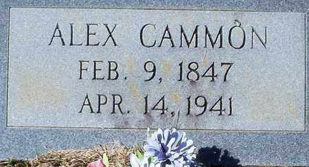 CAMMON, ALEX - Walthall County, Mississippi | ALEX CAMMON - Mississippi Gravestone Photos