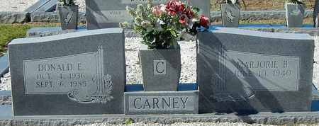 CARNEY, DONALD E - Walthall County, Mississippi | DONALD E CARNEY - Mississippi Gravestone Photos