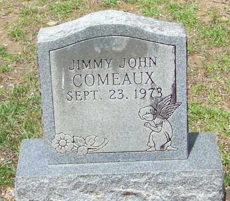 COMEAUX, JIMMY JOHN - Walthall County, Mississippi | JIMMY JOHN COMEAUX - Mississippi Gravestone Photos