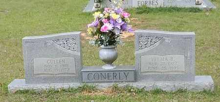 CONERLY, CULLEN - Walthall County, Mississippi | CULLEN CONERLY - Mississippi Gravestone Photos