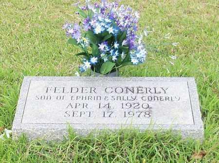 CONERLY, FELDER - Walthall County, Mississippi   FELDER CONERLY - Mississippi Gravestone Photos