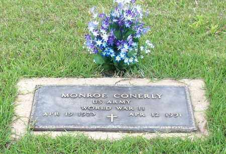 CONERLY (VETERAN WWII), MONROE - Walthall County, Mississippi | MONROE CONERLY (VETERAN WWII) - Mississippi Gravestone Photos