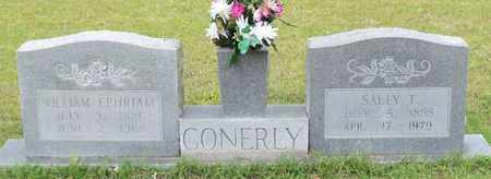 CONERLY, SALLY T - Walthall County, Mississippi | SALLY T CONERLY - Mississippi Gravestone Photos