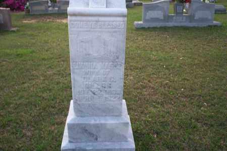 MAGEE DILLON, ELVANIA - Walthall County, Mississippi | ELVANIA MAGEE DILLON - Mississippi Gravestone Photos