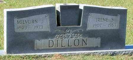 DILLON, IRENE S - Walthall County, Mississippi | IRENE S DILLON - Mississippi Gravestone Photos