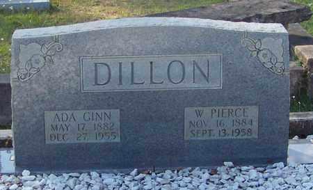 DILLON, ADA - Walthall County, Mississippi   ADA DILLON - Mississippi Gravestone Photos