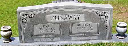 DUNAWAY, DAIL - Walthall County, Mississippi | DAIL DUNAWAY - Mississippi Gravestone Photos