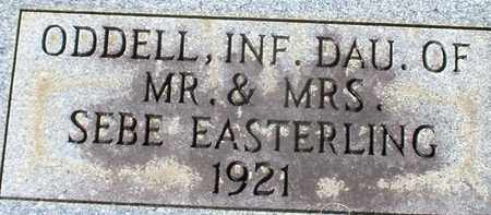 EASTERLING, ODDELL - Walthall County, Mississippi | ODDELL EASTERLING - Mississippi Gravestone Photos