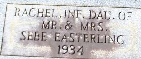 EASTERLING, RACHEL - Walthall County, Mississippi | RACHEL EASTERLING - Mississippi Gravestone Photos