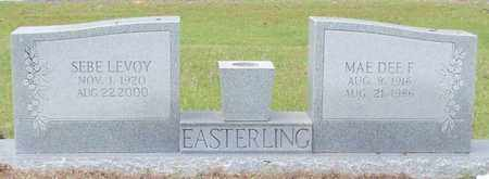 EASTERLING, SEBE LEVOY - Walthall County, Mississippi | SEBE LEVOY EASTERLING - Mississippi Gravestone Photos