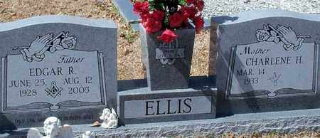 ELLIS, EDGAR R - Walthall County, Mississippi | EDGAR R ELLIS - Mississippi Gravestone Photos