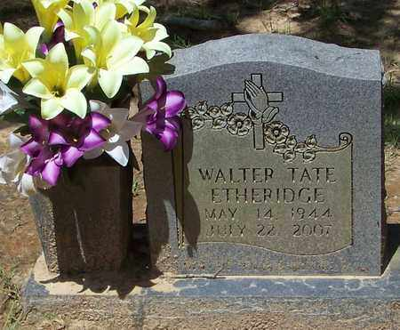 ETHERIDGE, WALTER TATE - Walthall County, Mississippi | WALTER TATE ETHERIDGE - Mississippi Gravestone Photos