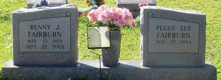FAIRBURN, PEGGY SUE - Walthall County, Mississippi | PEGGY SUE FAIRBURN - Mississippi Gravestone Photos