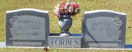 FORBES, MARSHALL L - Walthall County, Mississippi | MARSHALL L FORBES - Mississippi Gravestone Photos