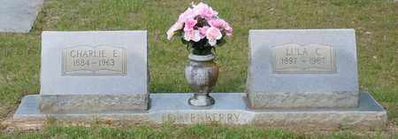 FORTENBERRY, CHARLIE - Walthall County, Mississippi | CHARLIE FORTENBERRY - Mississippi Gravestone Photos