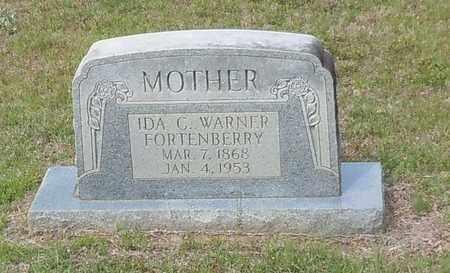 FORTENBERRY, IDA C - Walthall County, Mississippi | IDA C FORTENBERRY - Mississippi Gravestone Photos