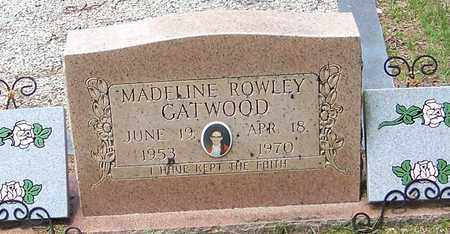 GATWOOD, MADELINE - Walthall County, Mississippi | MADELINE GATWOOD - Mississippi Gravestone Photos