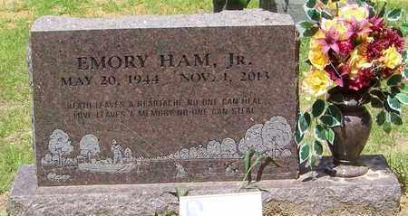 HAM, EMORY JR - Walthall County, Mississippi | EMORY JR HAM - Mississippi Gravestone Photos