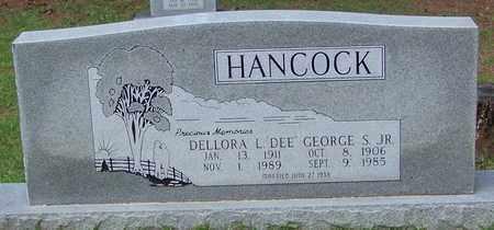 "LAGRONE HANCOCK, DELLORA GATES ""DEE"" - Walthall County, Mississippi   DELLORA GATES ""DEE"" LAGRONE HANCOCK - Mississippi Gravestone Photos"